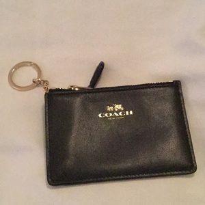 Coach brand new key holder